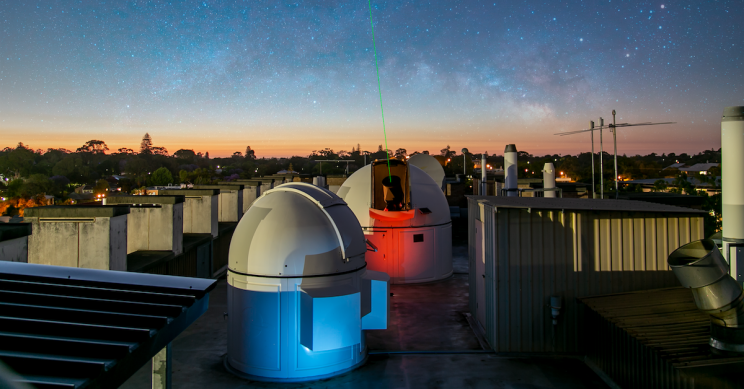 Record-Breaking Laser Link to Test Einstein's Theory of Relativity