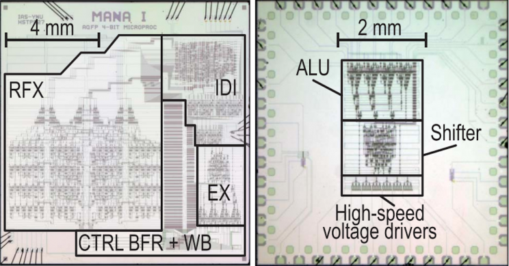 New Highly-Efficient Microprocessor Developed by Researchers with Superconductors