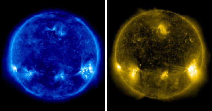 NASA, ESA Video Highlights 25 Years of the Sun's Activity