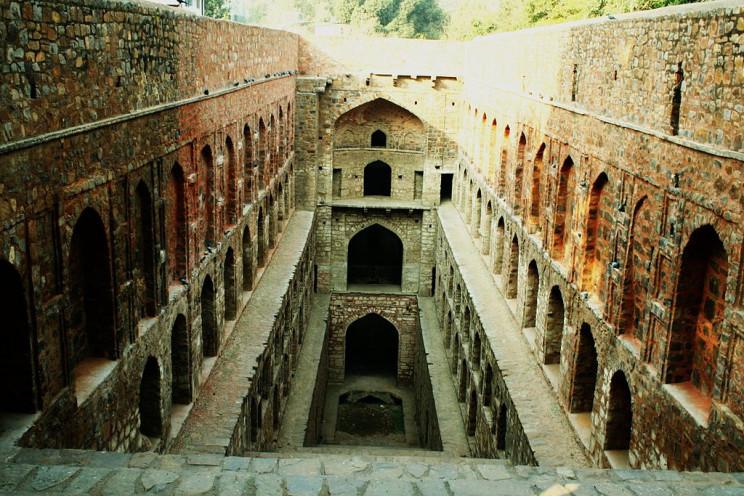step wells of india agersen ki baoli