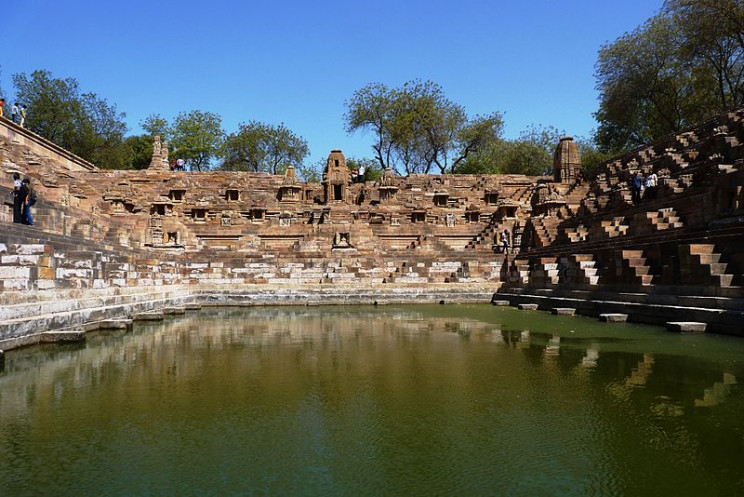 stepwells of india surya kund