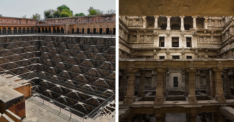 The Engineering Behind Chand Baori and Other Famous Stepwells