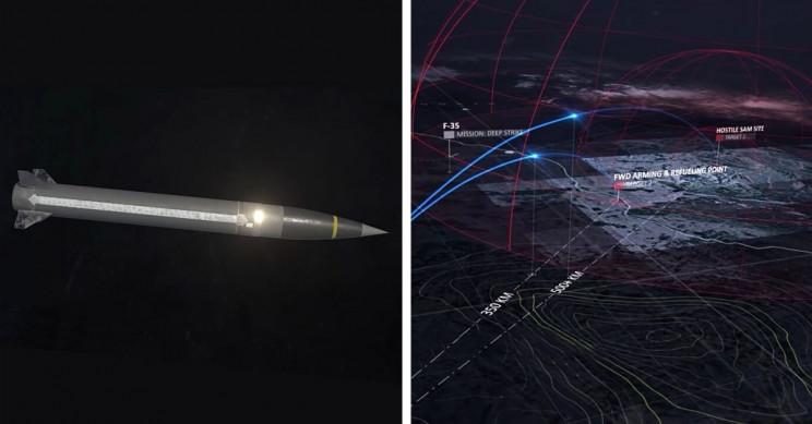 Simulated Video Reveals Lockheed Martin's Impressive Missile System