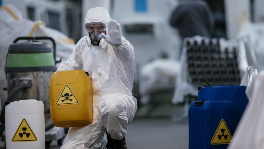 Russian Radiation Spike Follows Unexplained Blast Near Military Site