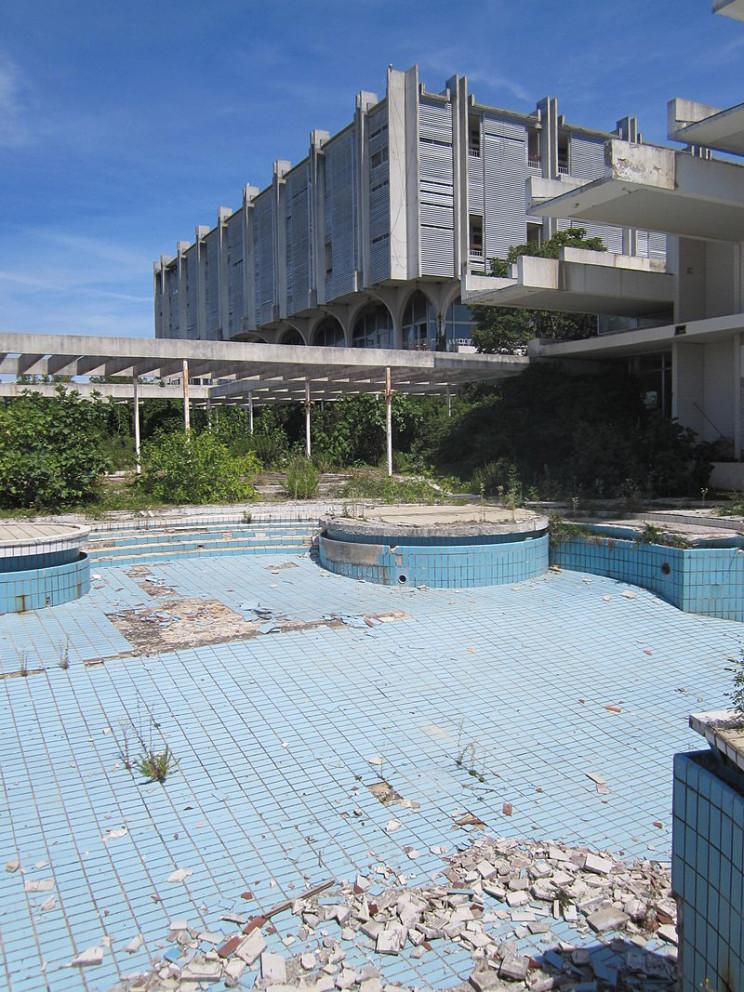 dystopian construction projects croatia
