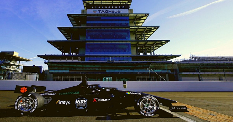 Indianapolis Motor Speedway, Proving Ground for Smart Cities of the Future