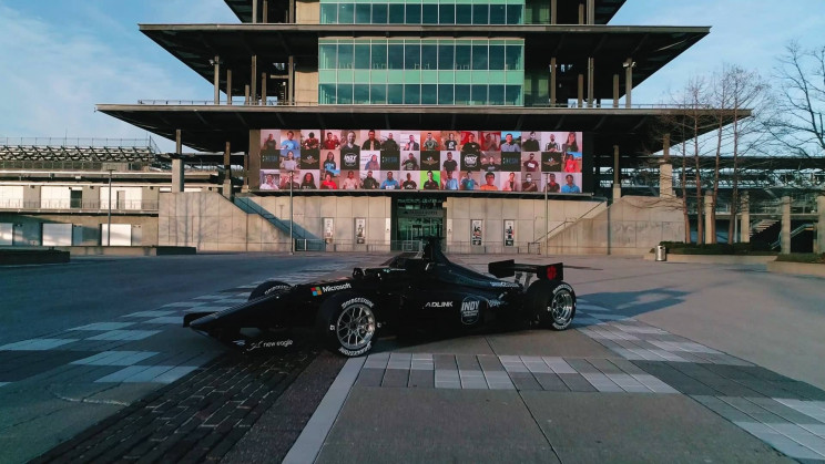 Indy Autonomous Big Screen Maybe