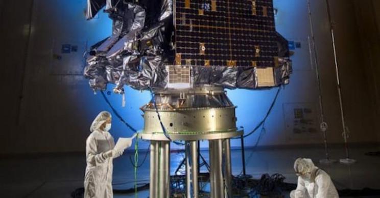 Lockheed Martin Wins $4.9 Billion Contract for Missile-Warning Satellites