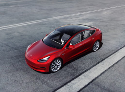 China-Made Tesla Model 3 to Be Delivered to the Public 7 January