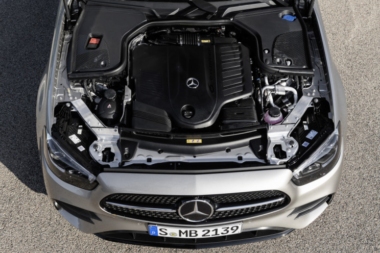 2021 Mercedes-Benz E-Class: Fresh New Look and Tech That Can Sense Your Hands