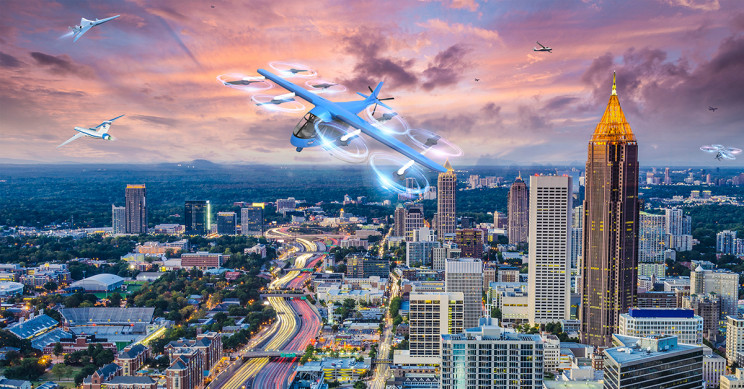 NASA Starts Working with 17 Companies to Further Urban Air Traffic