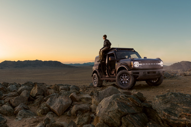 Ford Brings Back Its Beloved Bronco 4X4 with 2021 Version