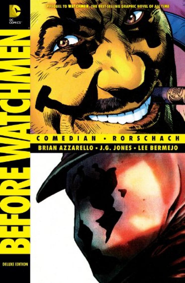 before-watchmen-comedian-rorschach