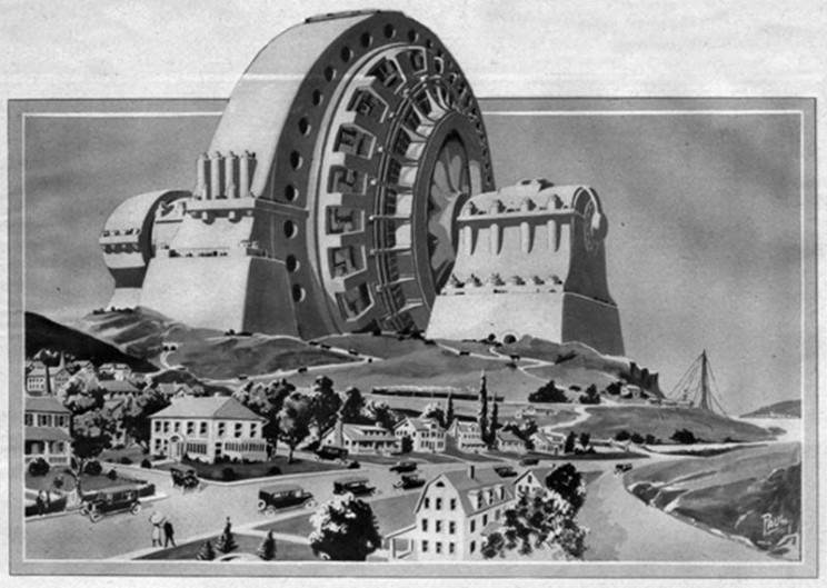 1800s predictions of today generator