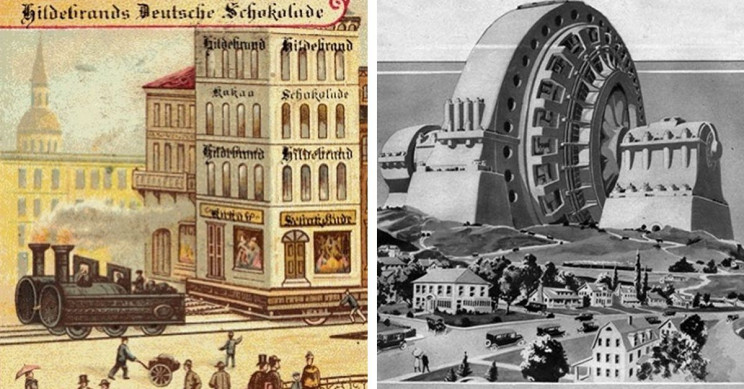 7 Fascinating Visions of Our Present from over 100 Years Ago