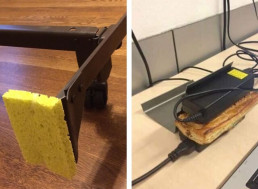 12 Ludicrous Lifehacks That Could Only Come from an Engineering Mind