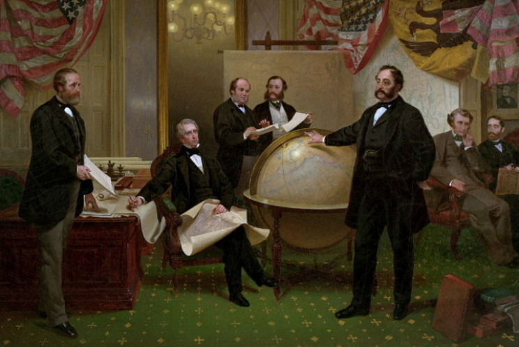 Alaska purchase - 1867