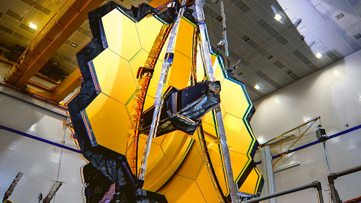 Surprise! NASA Just Delayed the James Webb Space Telescope Launch Yet Again