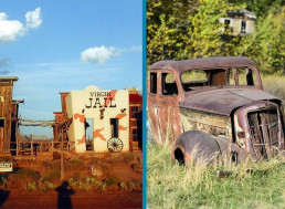 How Gold Towns Turned into Ghost Towns In States Like Colorado