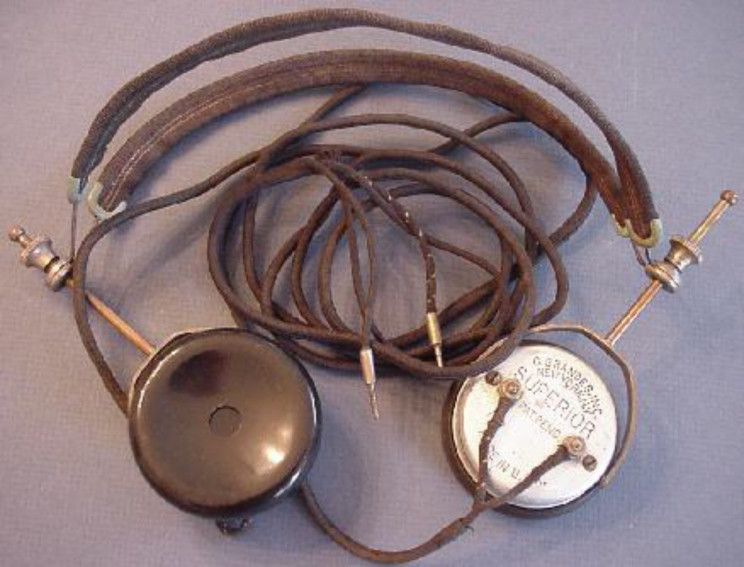 Nathaniel Baldwin Headphones