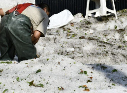 6 Feet of Ice Dropped on Guadalajara, Mexico in Freaky Summer Hailstorm