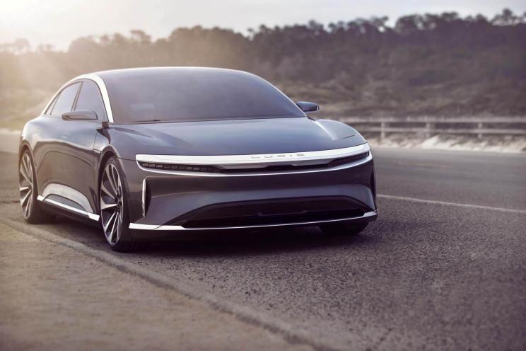 New Fully-Electric 517-Mile Range Lucid Air Surpasses Tesla's Model S