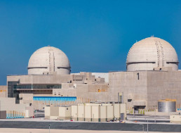 UAE Launches the Arabian Peninsula's First Nuclear Power Plant