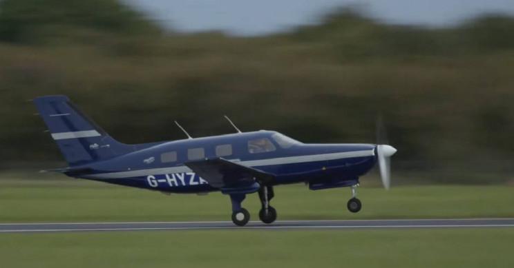 真正零排放飞行即将来临吗?世界首架氢燃料电池客机首次试飞
