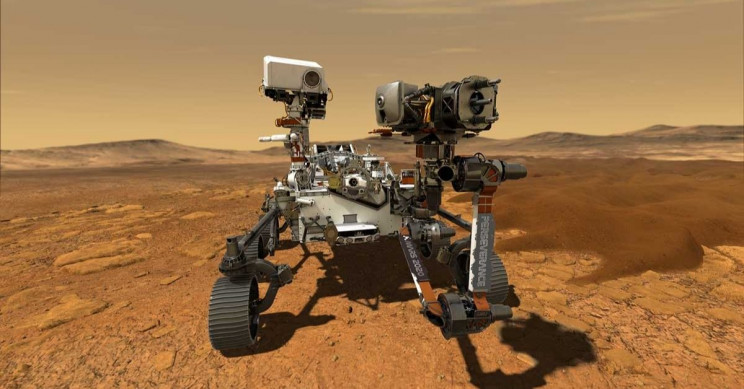 We Will Get to Hear Mars for the First Time With Perseverance Rover