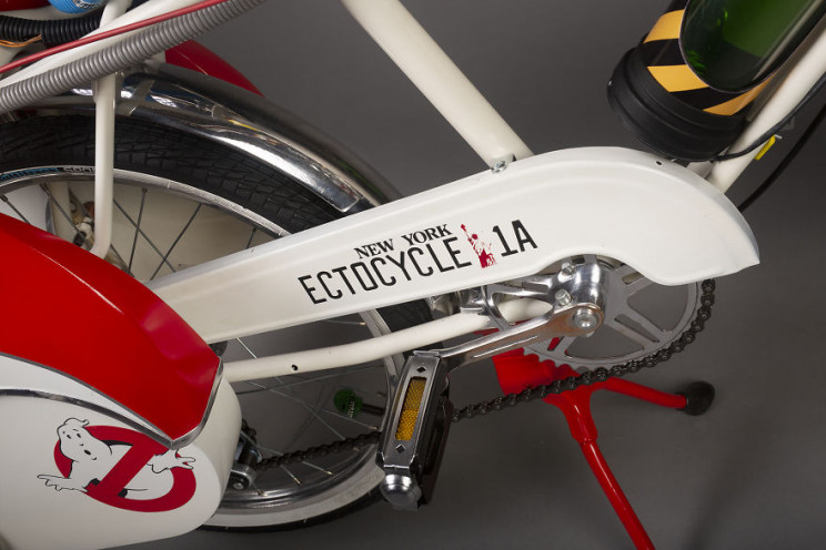 Designer Builds 'Ectocycle-1A' Inspired by Ghostbusters' Iconic Car