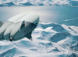 A New Luxury Airship Can Fly You to the North Pole Without Wings