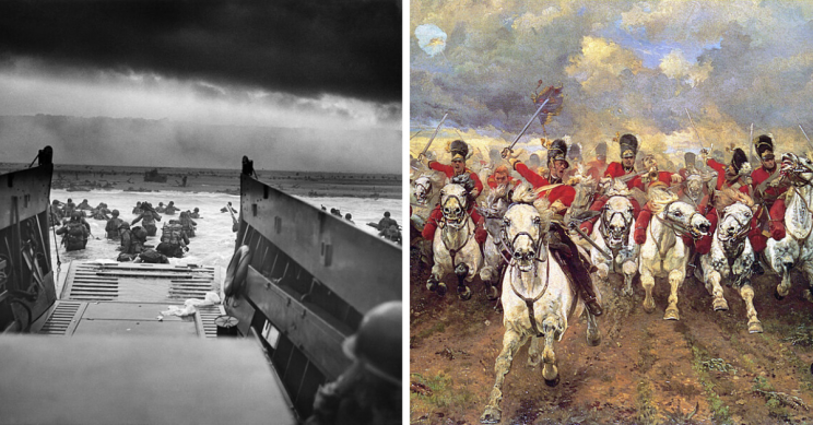 15 Epic Battles that Changed the Course of History