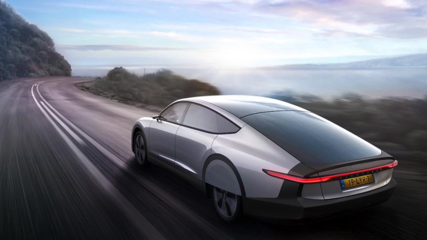 A Dutch Startup Created 'The World's First Long-Range Solar Car'