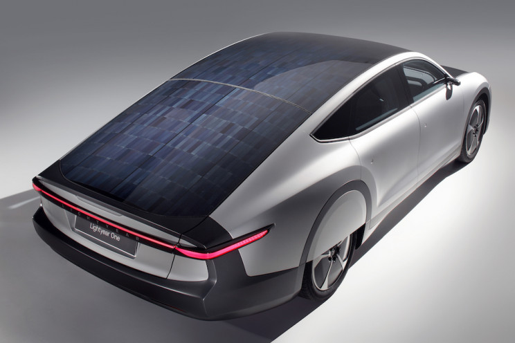 A Dutch Startup Created 'The World's First Long-Range Solar Car'