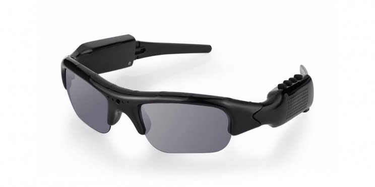 Record Your Adventures Hands-Free with These HD Video Sunglasses