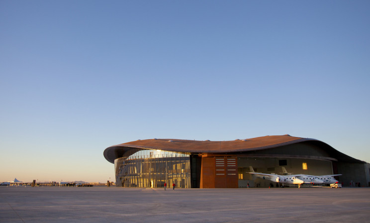 Virgin Galactic Has Just Opened the Doors to the World's First Commercial Space Terminal