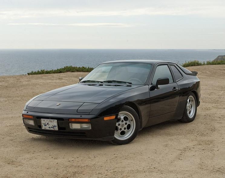 cheap sports cars Porsche 944