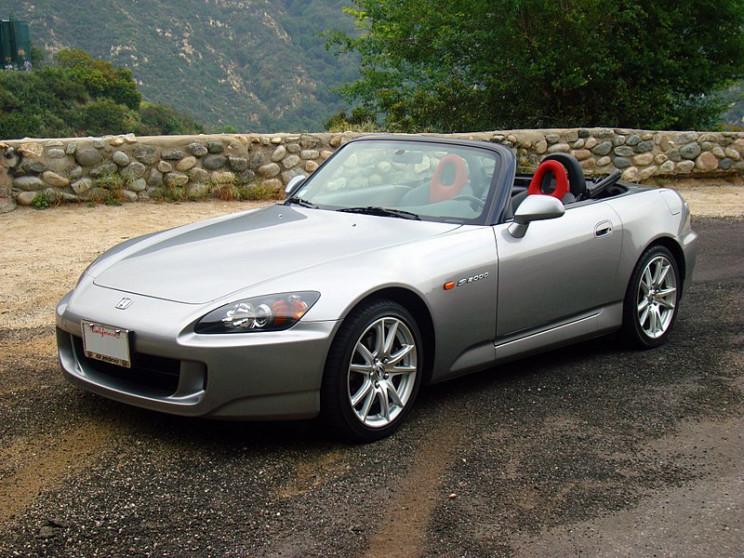 cheap sports cars s2000
