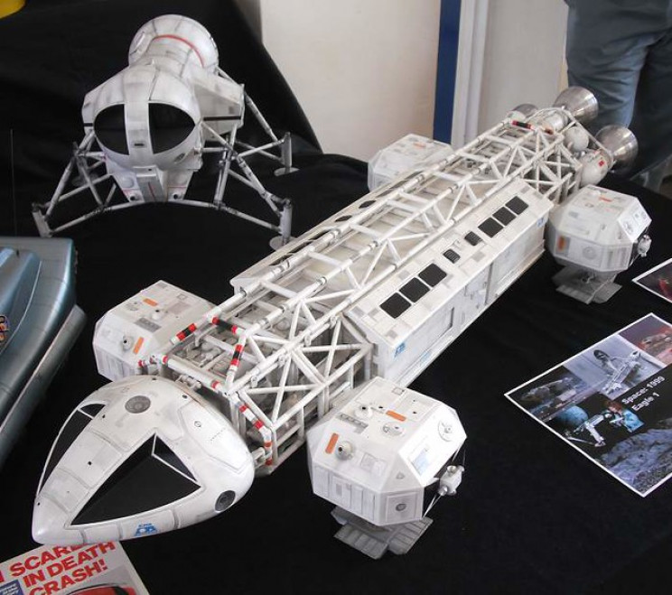 space 1999 other ships