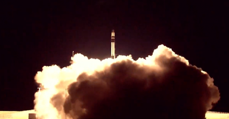 Rocket Lab's 17th Mission Launches Japanese Earth-Imaging Satellite