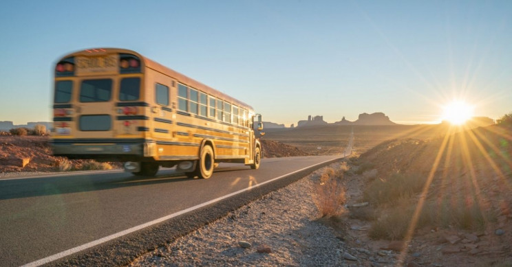 This School District Launches Wi-Fi Buses for Kids to Keep Learning Remotely