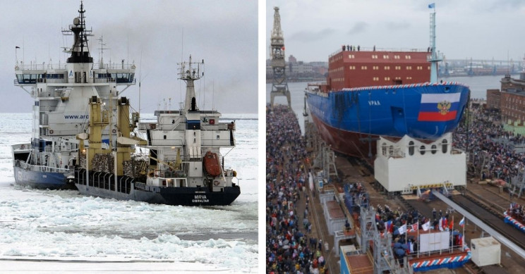 7 of the Most Impressive Icebreaker Ships and How They Work