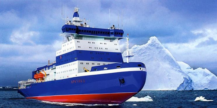 icebreakers arktika