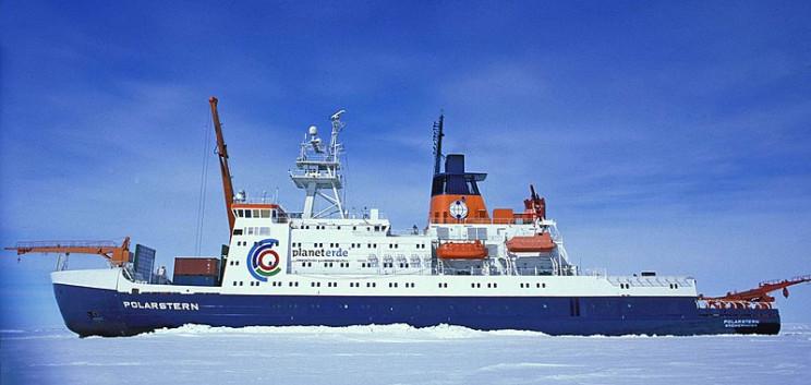 icebreakers RV Polarstern