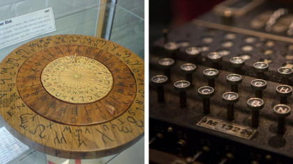 11 Cryptographic Methods That Marked History: From the Caesar Cipher to Enigma Code and Beyond
