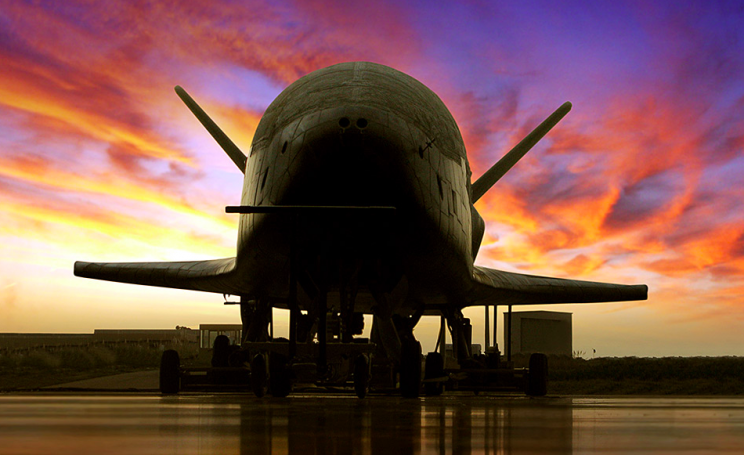 Mysterious X-37B Air Force Space Plane Going Back to Orbit Soon