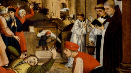 The Plague and the History of Healthcare Policy