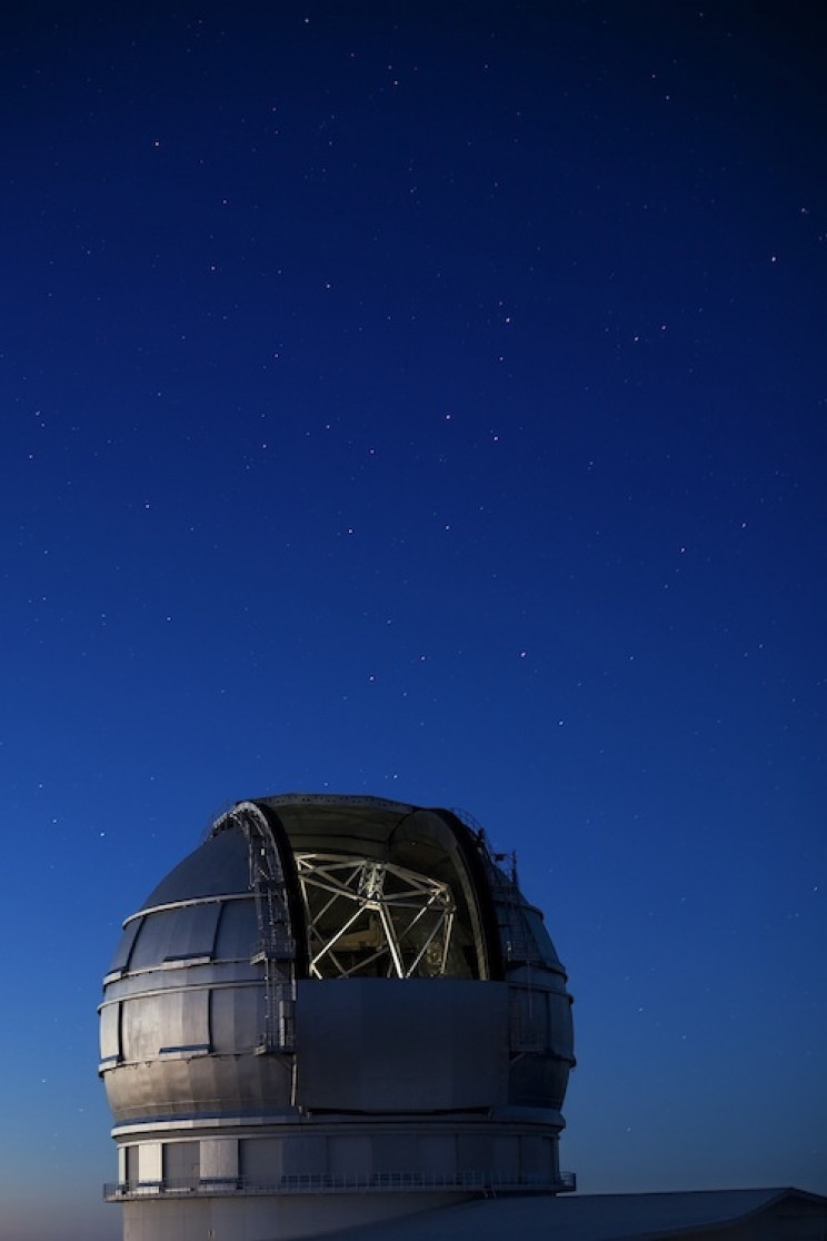 World's Biggest Telescopes GTC