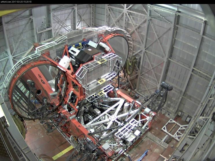 Worlds Biggest Telescopes LBTO