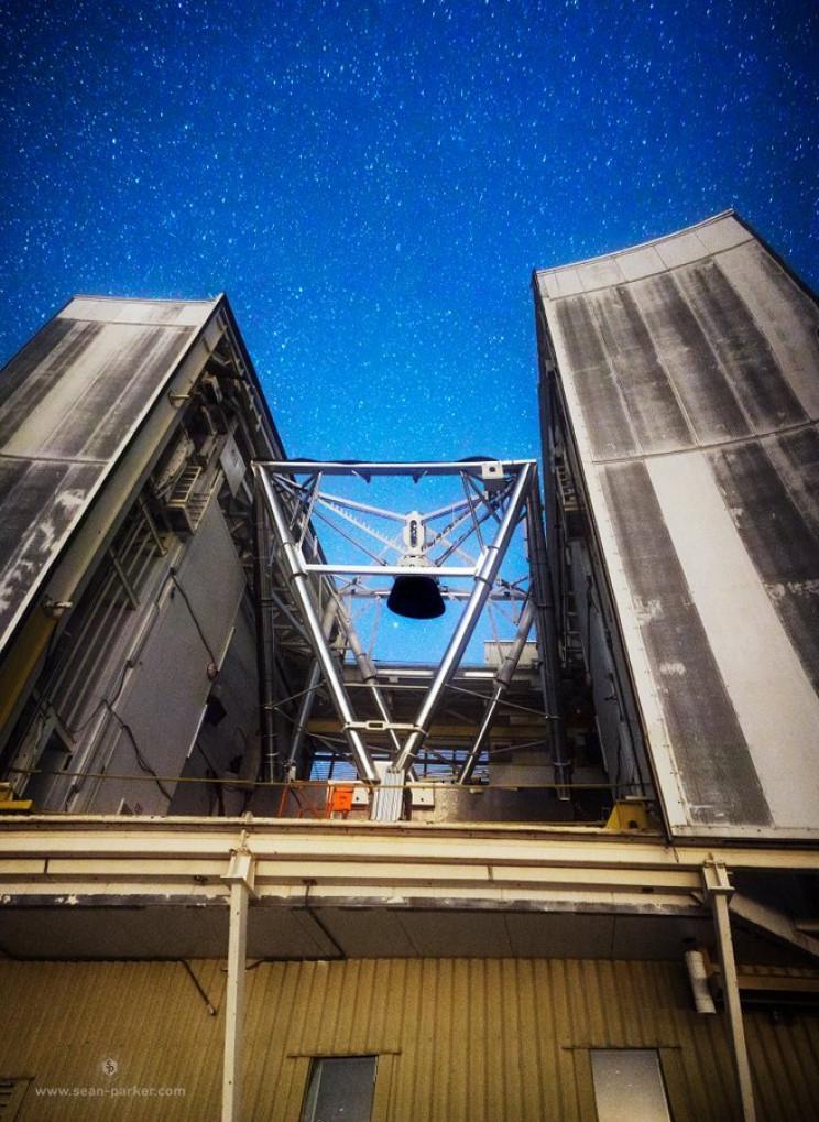 World's Biggest Telescopes MMTO